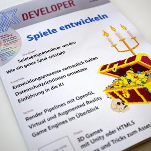 iX Developer: Spiele entwickeln